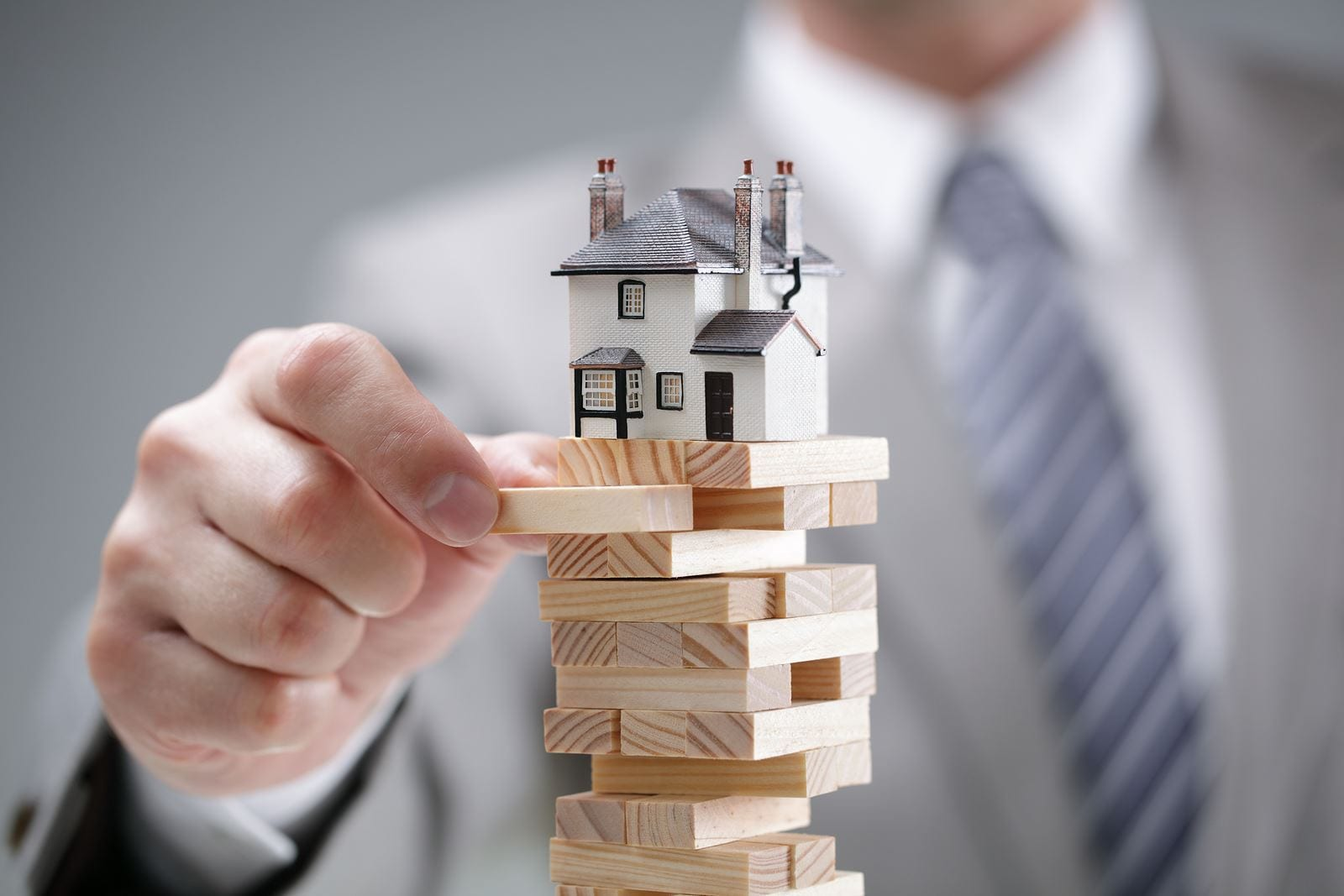 Real estate investing risk
